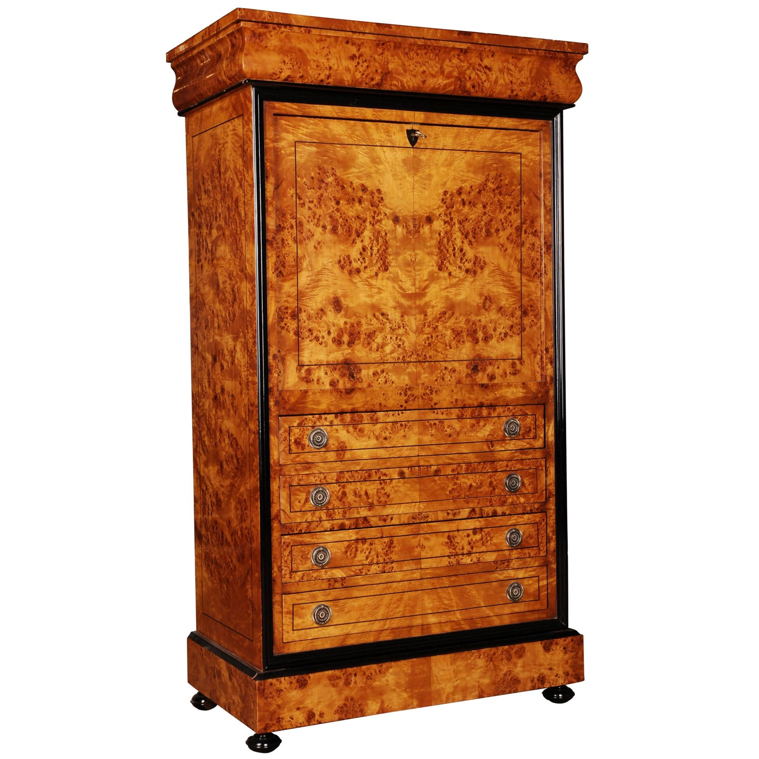 Biedermeier Case Pieces and Storage Cabinets - 451 For Sale at 1stdibs
