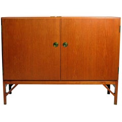 1960s Børge Mogensen Sideboard in Oak for FDB Møbler