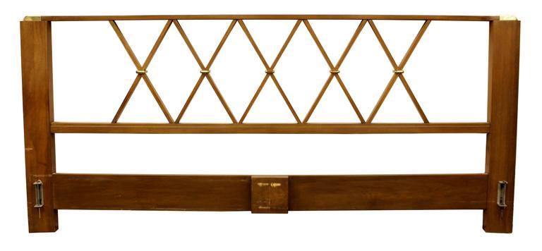 Paul Frank Bedroom In A Box: Mid-Century Modern Paul Frankl Satin Birch Emissary