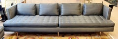Mid Century Modern Style Edward Wormley for Dunbar Chamberlain Model 4907a Sofa