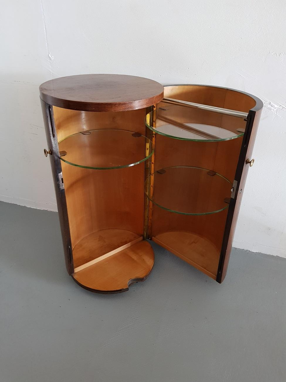Charmant Vintage French/German Bar Furniture Or Liquor Cabinet, Mid 20th Century At  1stdibs