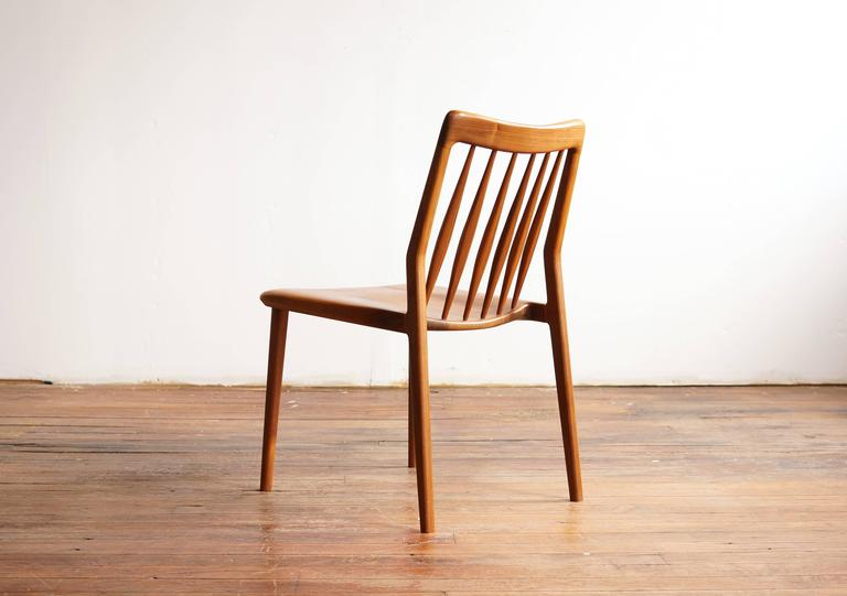 Merveilleux The C04 Dining Chair, In Solid American Black Walnut. The Design References  Windsor Chair