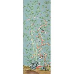 Schumacher Miles Redd Brighton Pavilion Chinoiserie Multicolor Wallpaper Panel