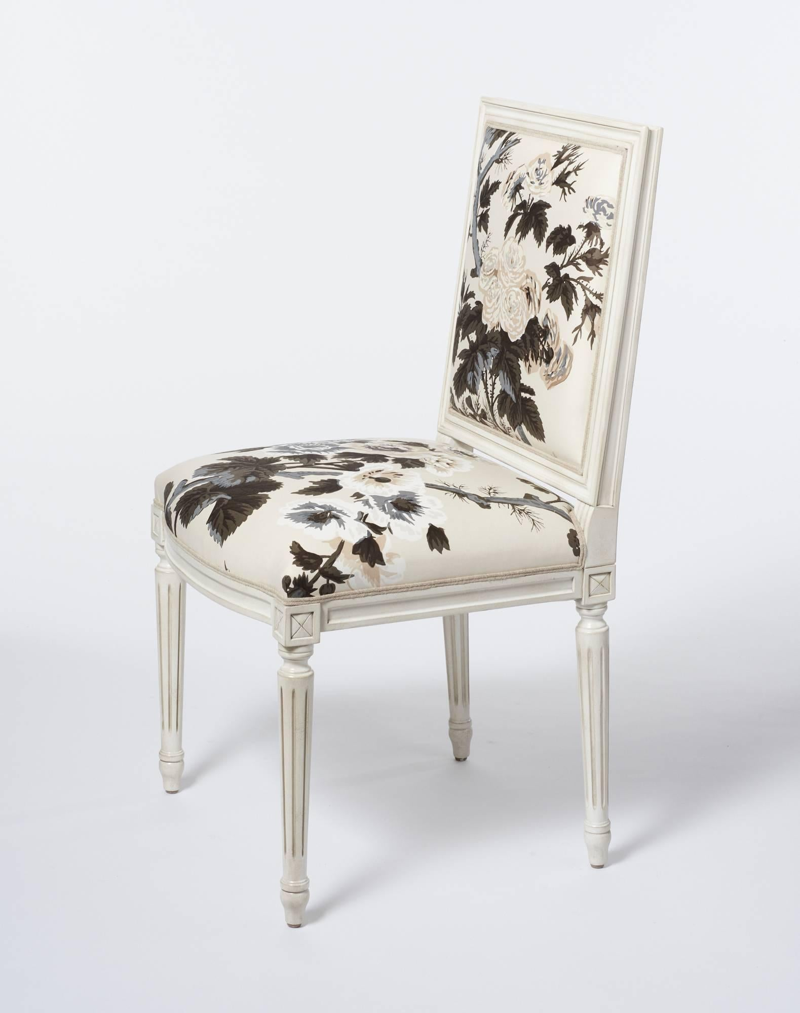 The Marie Therese Side Chair Is A Classic, Timeless Silhouette That  Features A Hand  Great Ideas