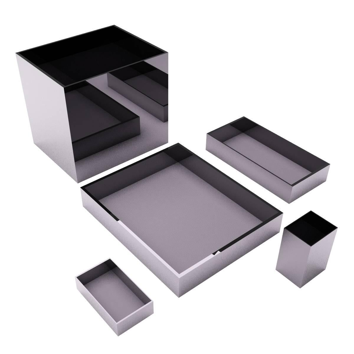 Moderne Luxus Burozubehor Set Inkl Ablagen Bleistift Alter