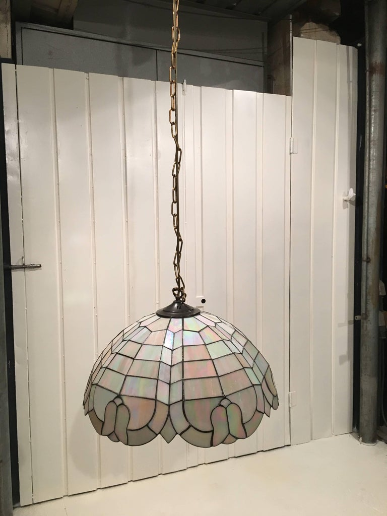 Bronze  Pendel Lamp