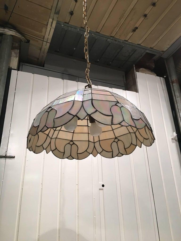 Early 20th Century  Pendel Lamp