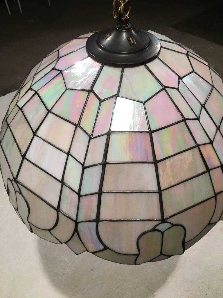 Art Nouveau  Pendel Lamp