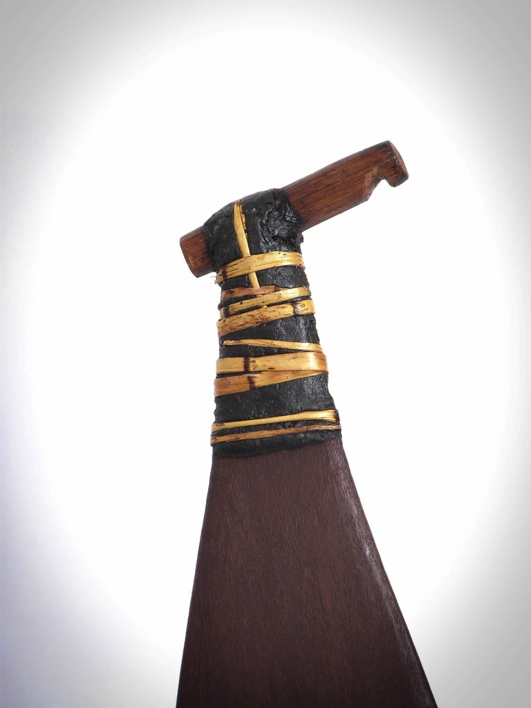 Early 20th Century to Mid-20th Century Aboriginal Woomera, Central Australia In Good Condition For Sale In Vienna, AT