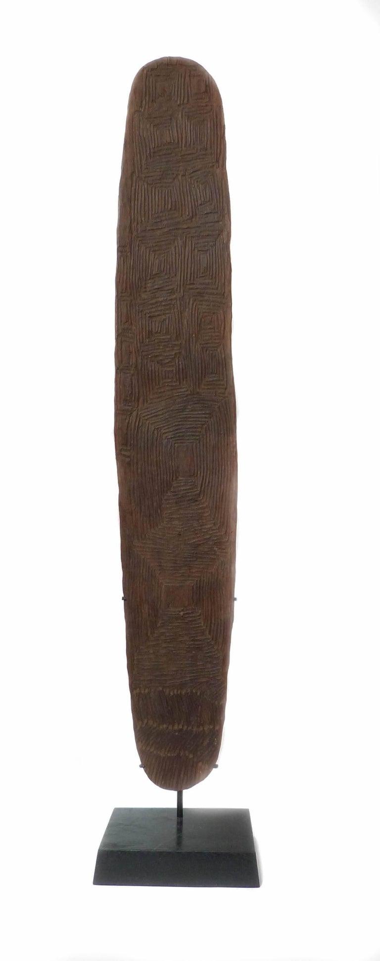19th Century Aboriginal Churinga, Central Australia For Sale 1