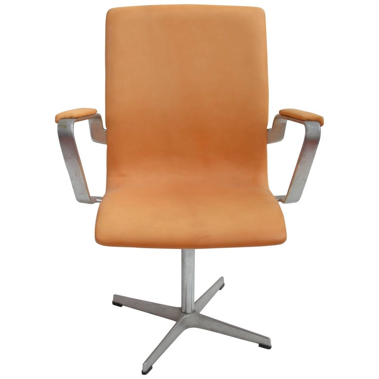 Oxford Desk Chair by Arne Jacobsen