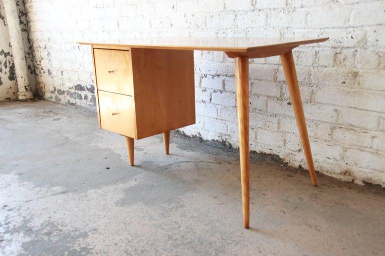 American Paul McCobb Mid-Century Modern Planner Group Desk, 1950s For Sale