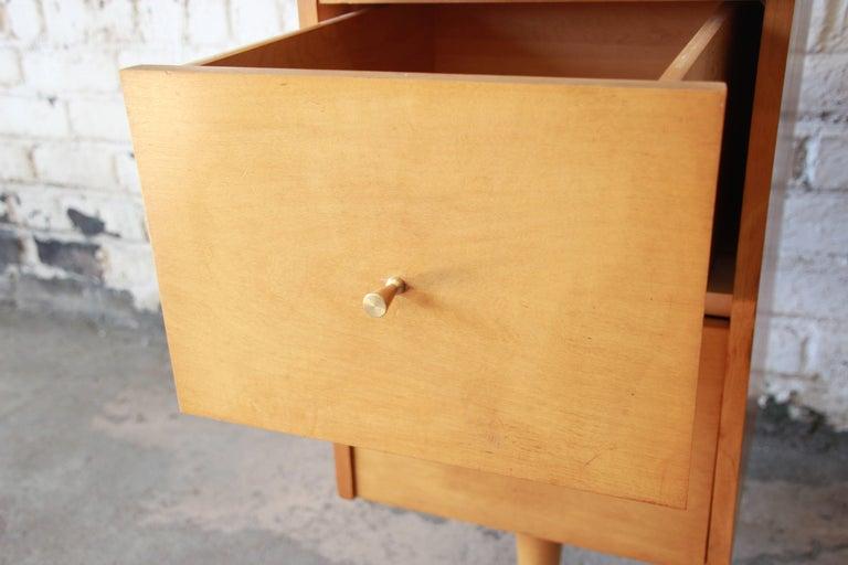 Paul McCobb Mid-Century Modern Planner Group Desk, 1950s For Sale 4