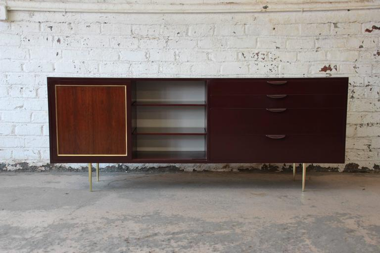 Mid-20th Century Harvey Probber Mid-Century Modern Credenza or Dresser For Sale
