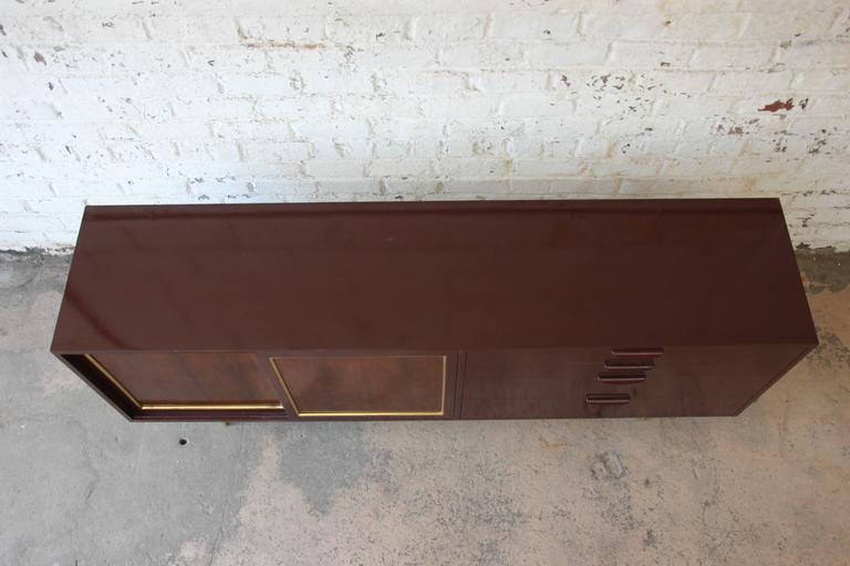 Harvey Probber Mid-Century Modern Credenza or Dresser For Sale 1