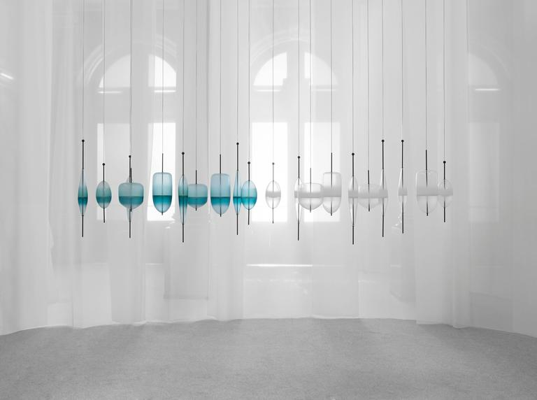 Contemporary Flow[T] S1 by Nao Tamura, Light Fitting For Sale