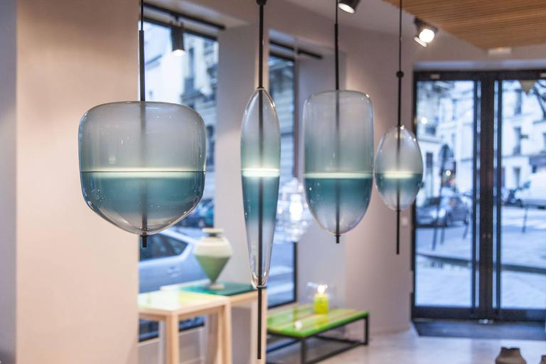 Contemporary Flow[T] S4 by Nao Tamura, Light Fitting For Sale