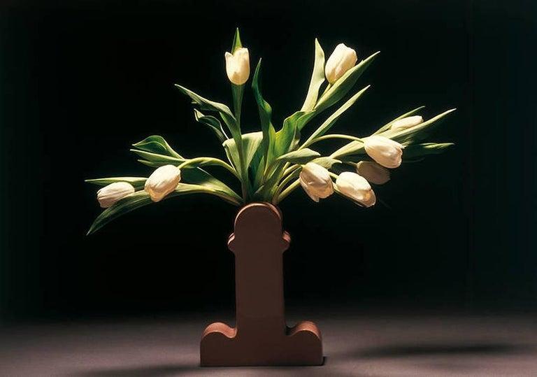 Spanish Ettore Sottsass Shiva Vase for BD Barcelona Design First Series For Sale