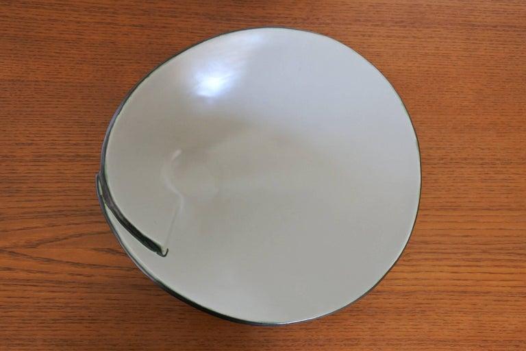 Mid-Century Modern French Tripod Ceramic Dish, Mid-Century, 1950s For Sale