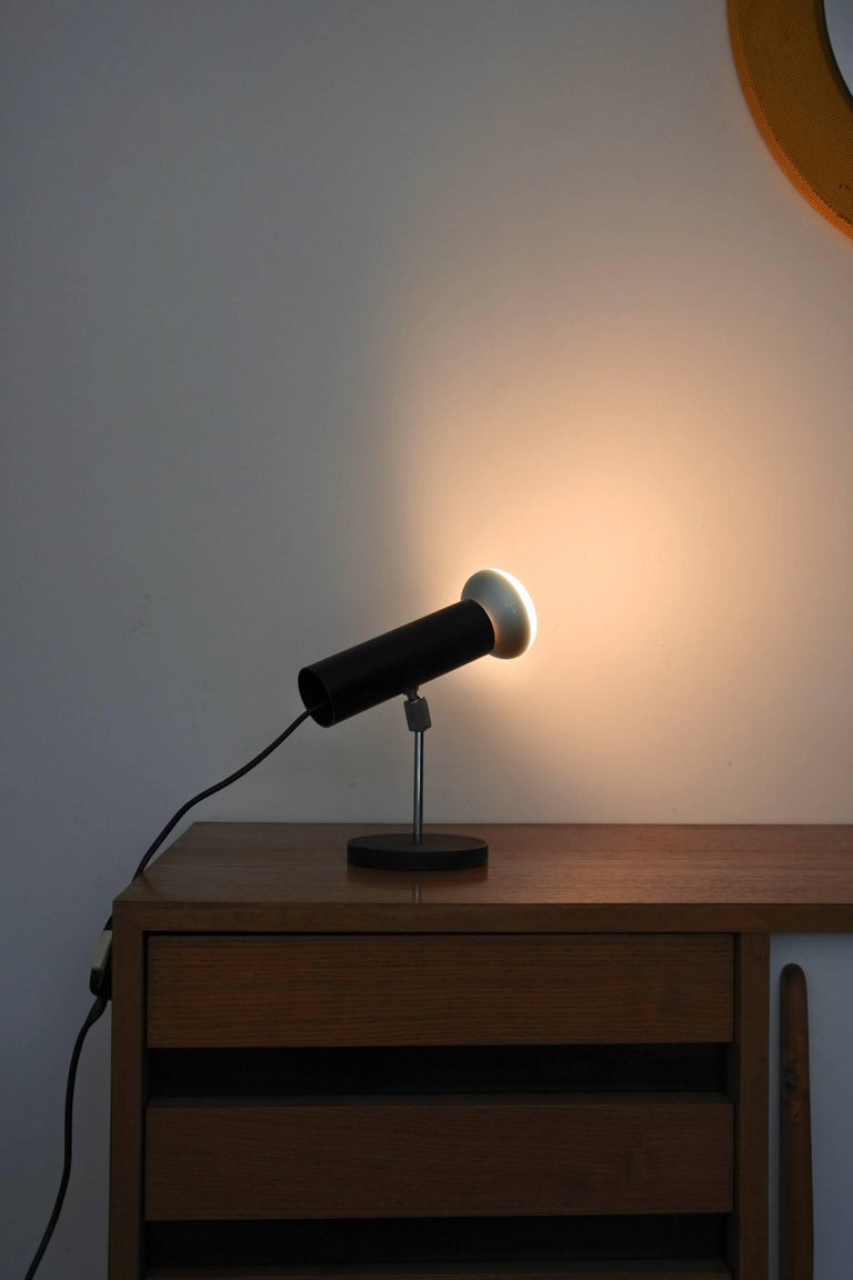 Gino Sarfatti Table Lamp 568 Edited by Arteluce, 1956, Italy For Sale 1