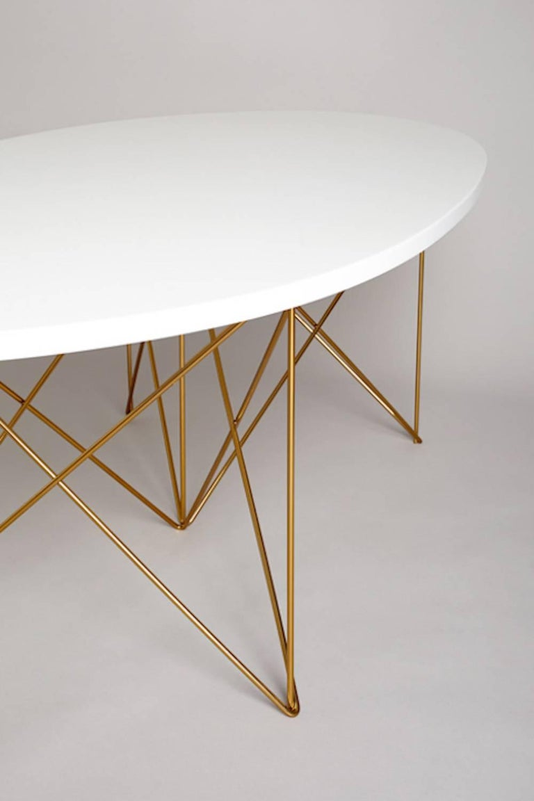 Indoor Lacquer Coffee Cocktail Table Outdoor Teak Powder Coated Base Mid Century For Sale At 1stdibs