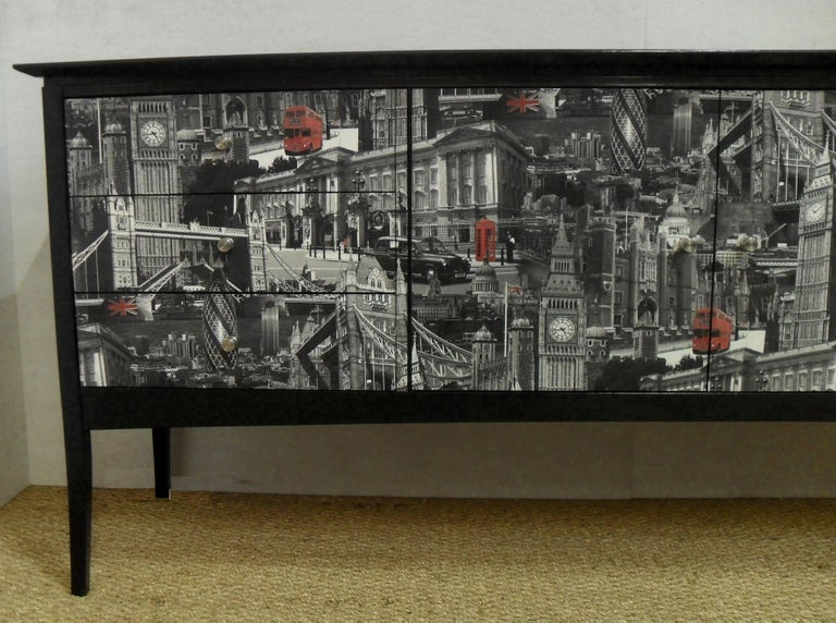 cabinet dimensions upcycled sideboard for at 1stdibs 12805