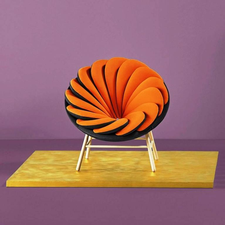 Quetzal Armchair By The Renowned French Designer Marc