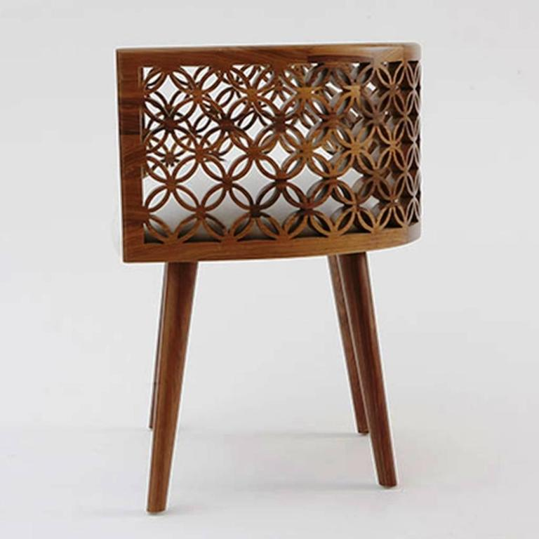 Arabesque, Contemporary Dining Chair by Nada Debs 4