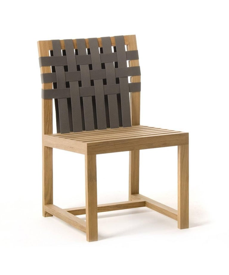 Roda network 149 side chair. Designed by Rodolfo Dordoni.