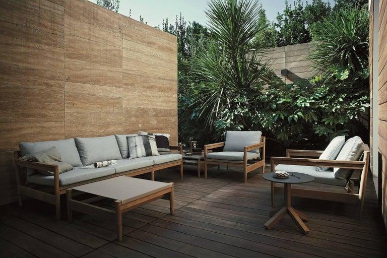 Roda Indoor Outdoor Road 141 Lounge Chair Designed By