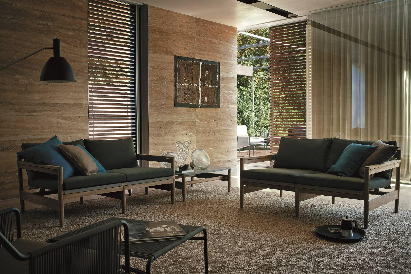 Roda Indoor/Outdoor Road 142 Sofa Designed By Rodolfo Dordoni For Sale At  1stdibs