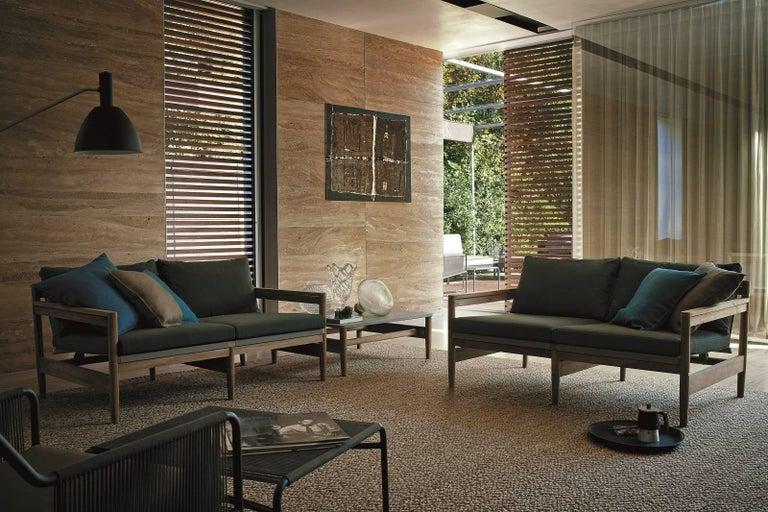 Contemporary Roda Indoor/Outdoor Road 142 Sofa Designed by Rodolfo Dordoni For Sale