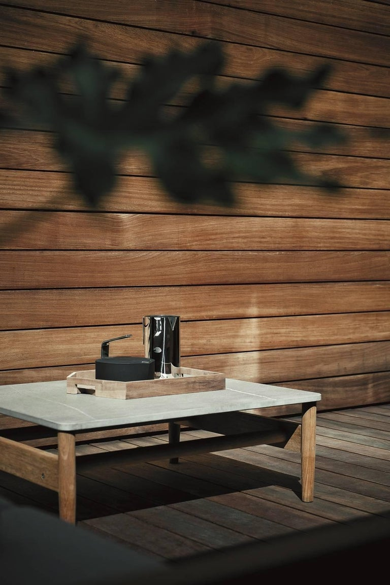 Roda road 226 coffee table Overview: Inspired by the 1950s and 1960s Scandinavian furniture designs, Road collection designed by Rodolfo Dordoni combine design and handcrafting, tradition and technology, have been combined into an innovative
