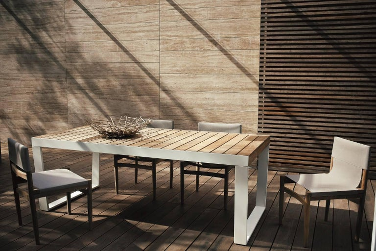 Modern Roda Indoor/Outdoor Road 151 Chair Designed by Rodolfo Dordoni For Sale