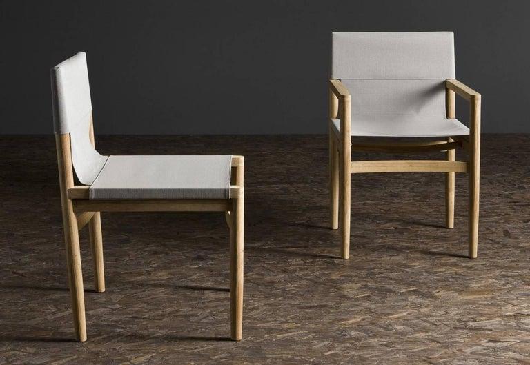 Italian Roda Indoor/Outdoor Road 151 Chair Designed by Rodolfo Dordoni For Sale