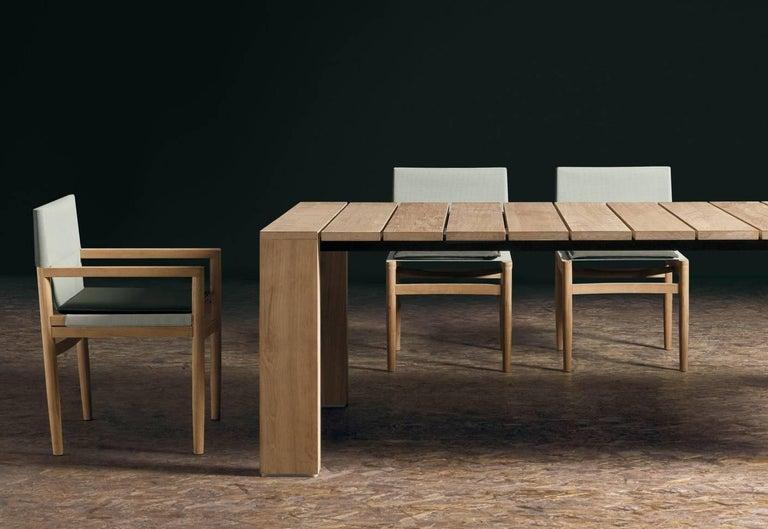 Modern Roda Indoor/Outdoor Road 152 Armchair by Rodolfo Dordoni For Sale