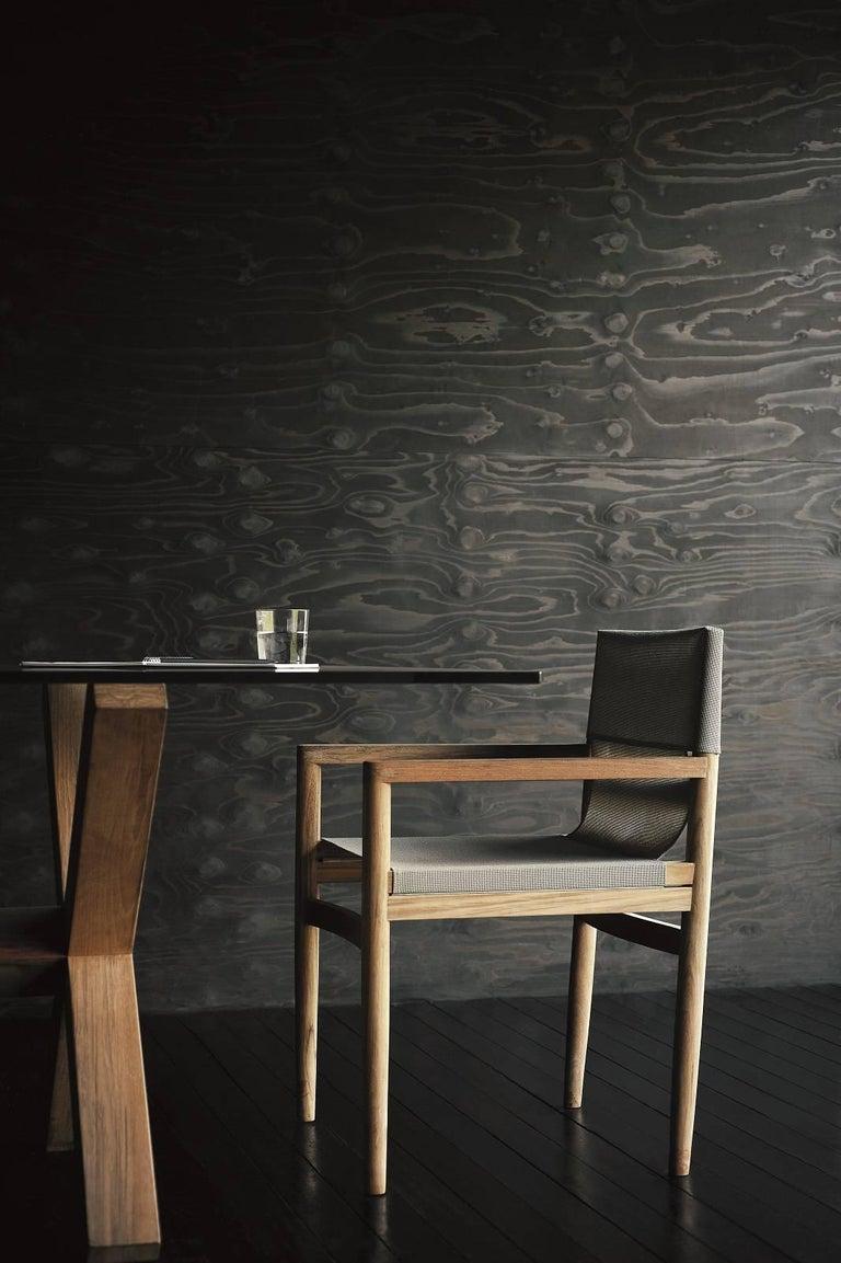 Italian Roda Indoor/Outdoor Road 152 Armchair by Rodolfo Dordoni For Sale
