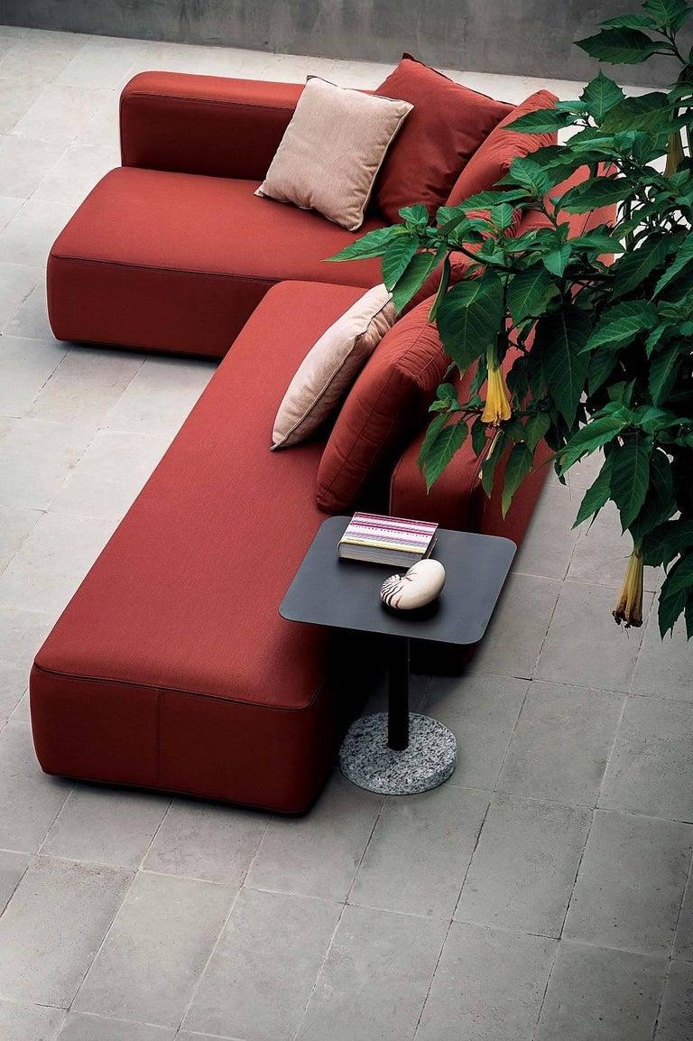 Modern Roda Indoor/Outdoor Bernardo 353 Side Table designed by Rodolfo Dordoni For Sale