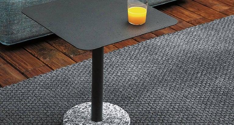 Italian Roda Indoor/Outdoor Bernardo 353 Side Table designed by Rodolfo Dordoni For Sale