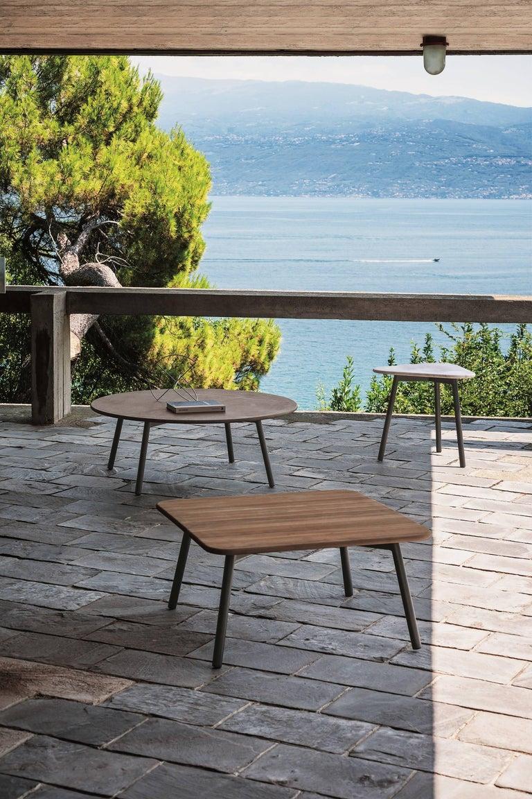 Italian Roda Piper 012 Coffee Table Designed by Rodolfo Dordoni For Sale