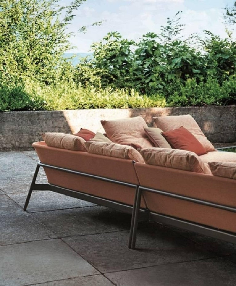 Modern Roda Indoor or Outdoor Piperlow Sectional Designed by Rodolfo Dordoni For Sale