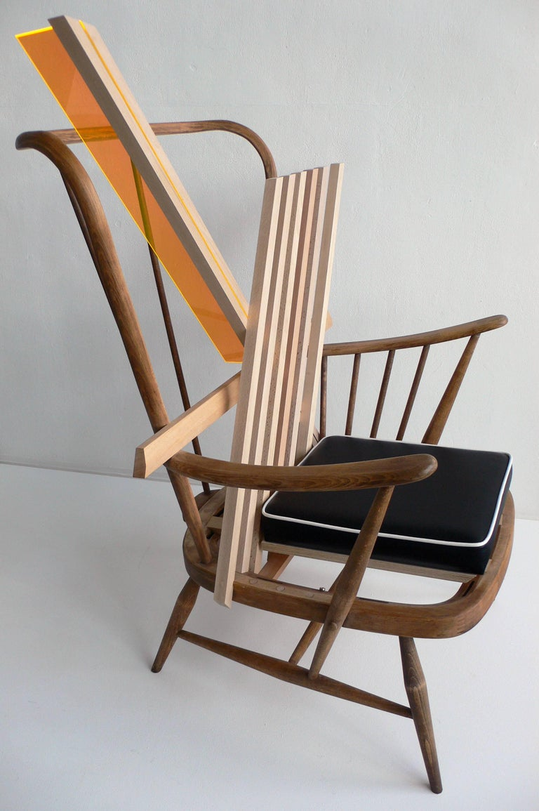 'Another Chair' from the Boarded Up Collection by Karen Ryan 3
