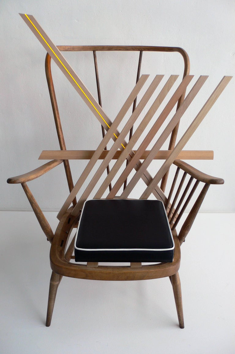 'Another Chair' from the Boarded Up Collection by Karen Ryan 4