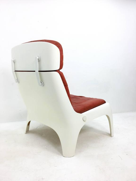 Space Age Futuristic 1970s Lounge Chair For Sale