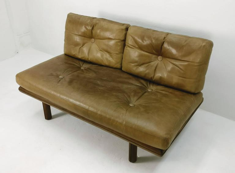 Franz Köttgen Kill International Model 6603 Daybed/Sofa, 1960s For Sale At 1stdibs