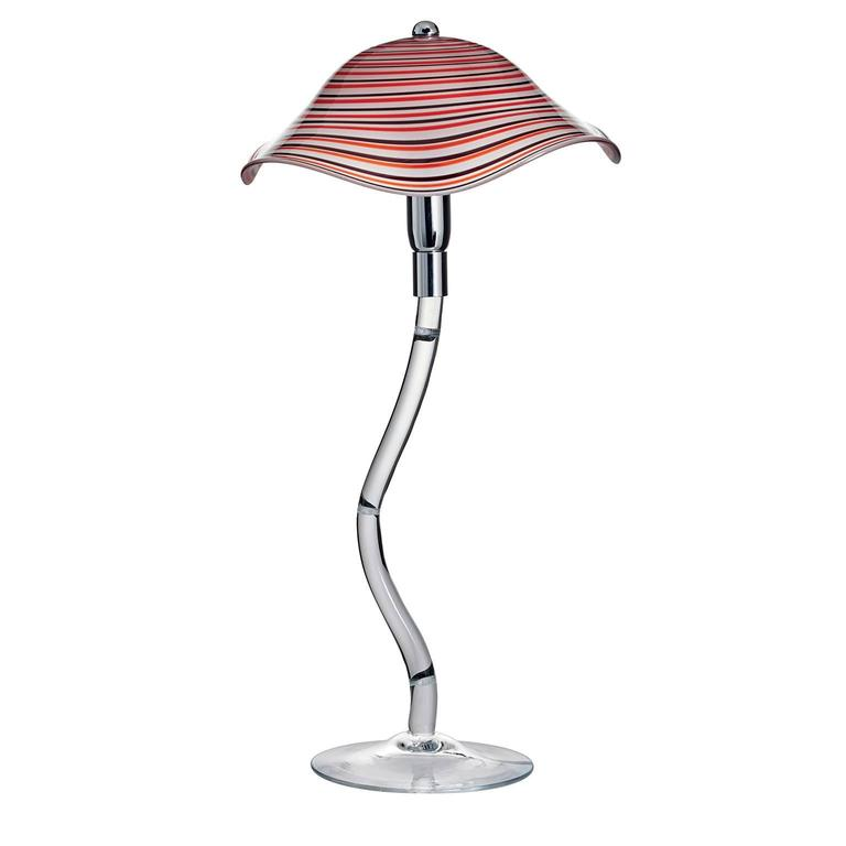 Medusa carlo moretti contemporary redblackclear murano glass table medusa carlo moretti contemporary redblackclear murano glass table lamp for sale aloadofball Gallery