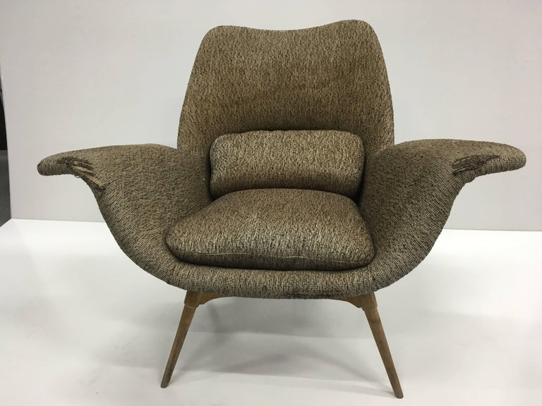 Grant Featherston Eleanor Chair 1950s For Sale At 1stdibs