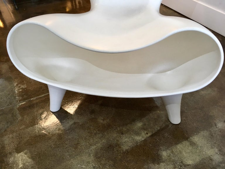 Marc Newson Orgone Chair for Cassina, 1998 In Good Condition For Sale In Melbourne, AU
