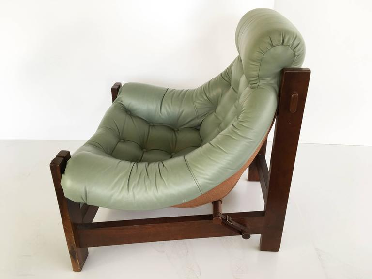 Other Pair Of Leather Armchairs By Grafton Everest, 1970s For Sale