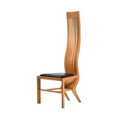 Rare Version of Monroe Dining Chair by Arata Isozaki, 1972